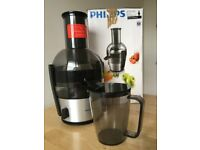 Barely used Juicer Philip Viva Collection