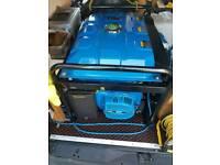 Generator, 15hp 8.75kva 7000w 240v 110v
