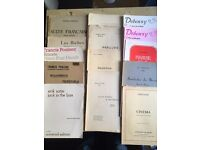 20th Century French Piano Pieces - Debussy, Ravel, Satie, Poulenc & Milhaud (14 Scores)