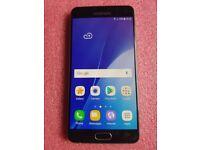 Samsung Galaxy A5 (6) 2016 SM-A510F 16GB Midnight Black (Unlocked) Smartphone
