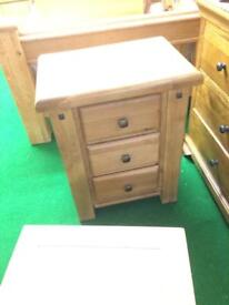 Donny bedside tables new £120 each