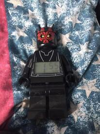 Lego Star Wars alarm clock
