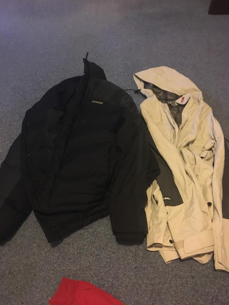 Men's designer jackets
