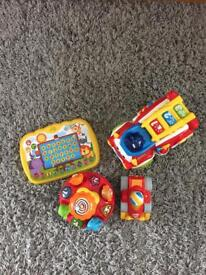 Toy bundle- lights and sounds