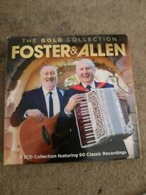 Foster and Allen CD