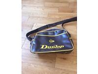 Vintage style Dunlop shoulder bag