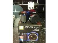 Niton coolpix l810