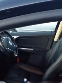 Volvo xc60 full leather upholstery.