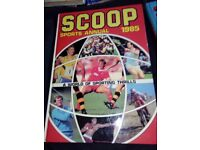 Scoop sports annual 1985