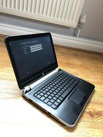 HP Pavilion TouchSmart Touchscreen Laptop 8gb RAM 500gb HDD