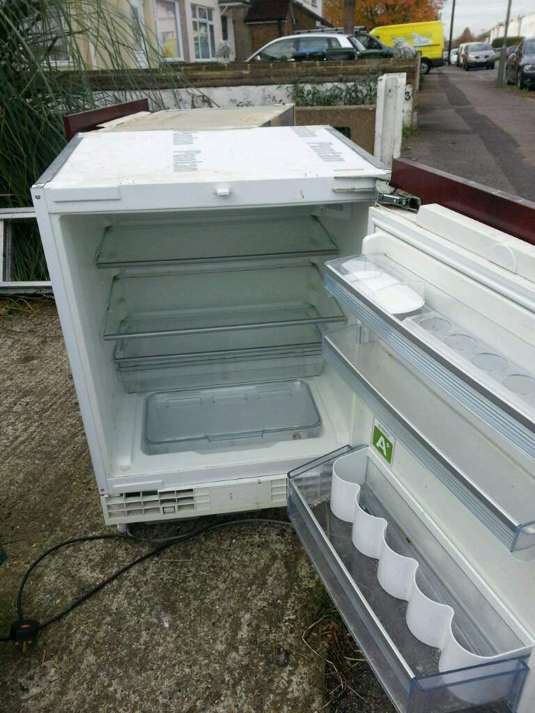 Fridge. This is a good quality built in under counter fridge. £70 or best offer if can collect soon.