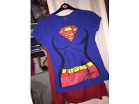 Super woman top size 12