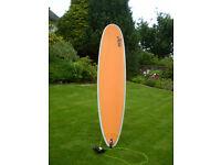 Hobe 9' Surfboard , Ocean & Earth Carrycase , X-CEL L Wetsuit