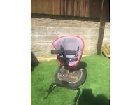 Easy x rider buggy board chair