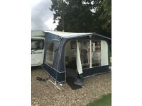 Dorema XL porch awning
