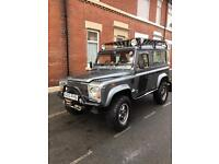 Land Rover defender 90 county 200tdi
