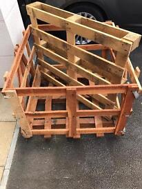 Free Pallet and Wooden Crate