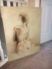 Next large canvas