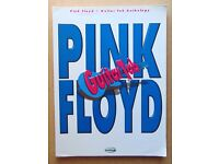 Pink Floyd Guitar Tab Book (Guitar Tab Anthology) This folio contains twenty-odd mind-blowing tracks
