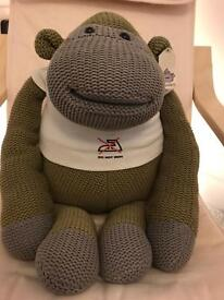 Large ITV digital & PJ tips monkey
