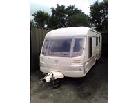 1999 4 berth avondale eagle with full size awning