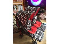 Obaby Leto plus eclipse double stroller/buggy