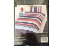 Single duvet st brand new never out packet