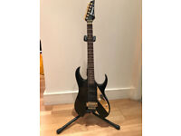 Rock like Slash !! Black Ibanez RBM10 - Very rare electric guitar and great condition