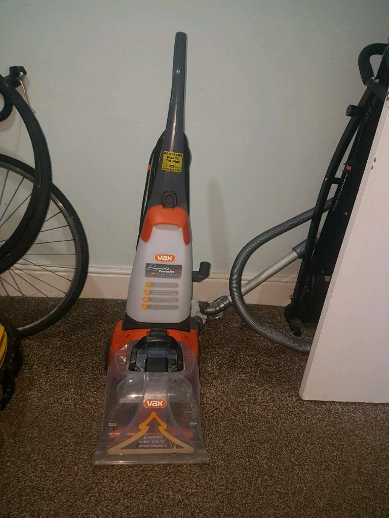 Vax Carpet Cleaner With Attachments In Derby Derbyshire