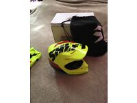Shift Motocross helmet worn once £65ono