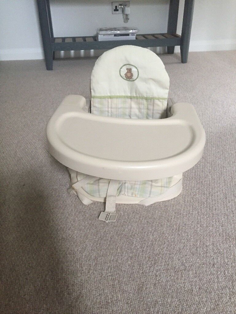 Travel High Chair With Sliding Removable Tray In Lowestoft Suffolk