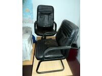 Office chair set