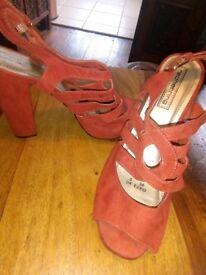 Redherring shoes