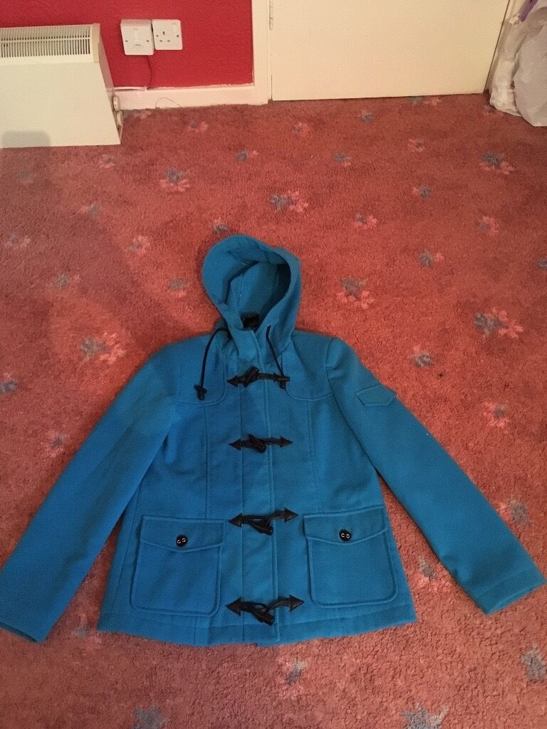 Coat, size14in Harehills, West YorkshireGumtree - Coat, size 14. Brand new. Only been worn a couple of times. My mobile number is 07852136439