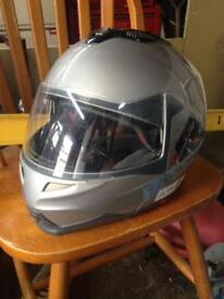Motorbike helmet like new