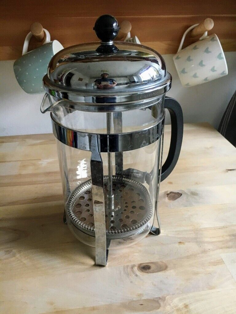 Elia 8 Cup Classic Cafetiere Coffee Maker In Hackney London Gumtree