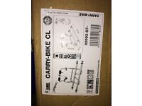Fammia Carry-Bike CL Cycle Rack brand new reason for sale we changed our vehicle so no longer need