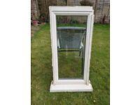 Used White Double Glazed Window (Anglian Windows)