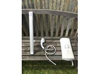 Mira ATL Advance Thermostatic Electric Shower (Used and in working condition)