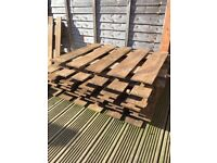 For sale the Fence