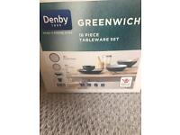 Denby Tableware Set 16 Piece