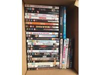 Box of DVD