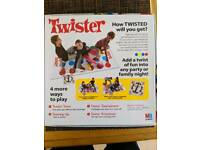 Twister! The Classic Board Game