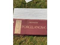 Porcelanosa Tiles (very large tiles 90cm long)