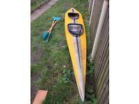 2 seater kayak
