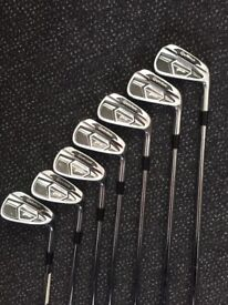 Taylormade psi tour forged irons 4 to pw