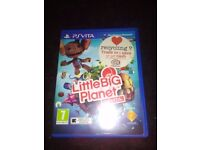 PS Vita LittleBigPlanet1