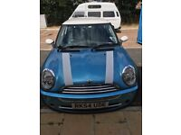 Lovely Mini Cooper for sale. Sold as seen. £600.00 ONO