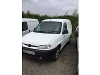 Cheap diesel van 1 years mot drives fine came in as a px change cheap runabout ideal builders van