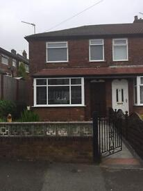 3 bedroom end quasi for rent in Blackley